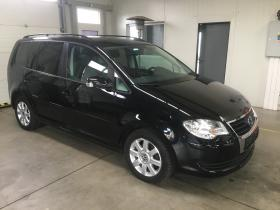 VW Touran 1,9TDI United 7míst