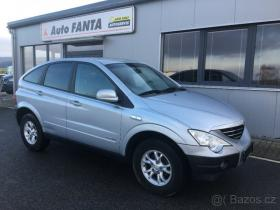 SsangYong Actyon 2,0 Diesel